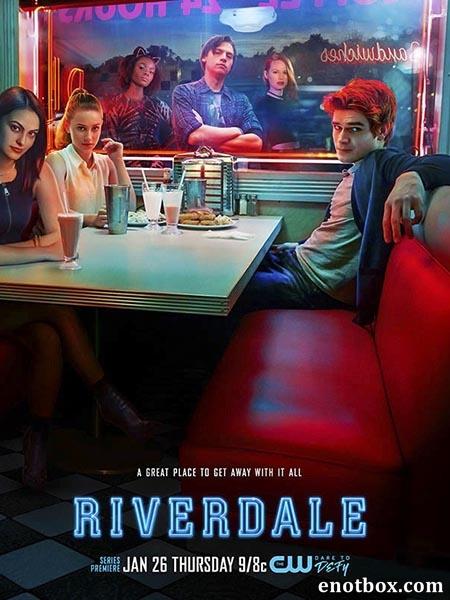 Ривердэйл (1 сезон: 1-13 серии из 13) / Riverdale / 2017 / ПМ (Пифагор) / WEB-DLRip + WEBRip (1080p)