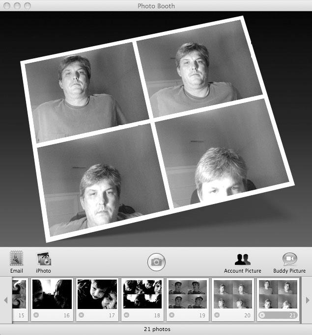 Рис. 9.74. Картинки для создания анимированного .gif-файла