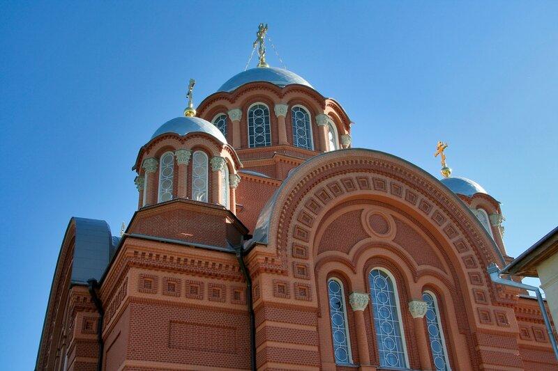 Покровский Хотьков монастырь. Собор Николая Чудотворца