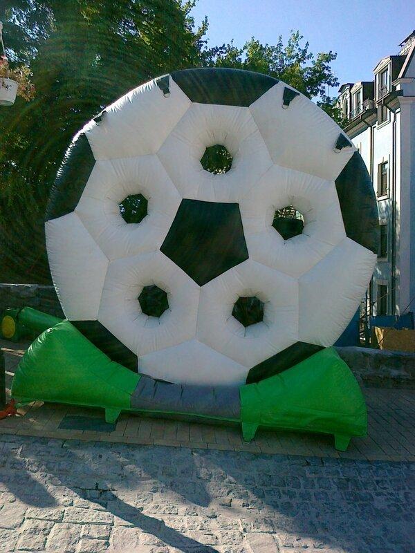 Фестиваль футбола на Андреевском спуске