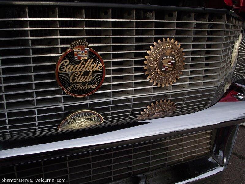 Cadillac Eldorado, 1956