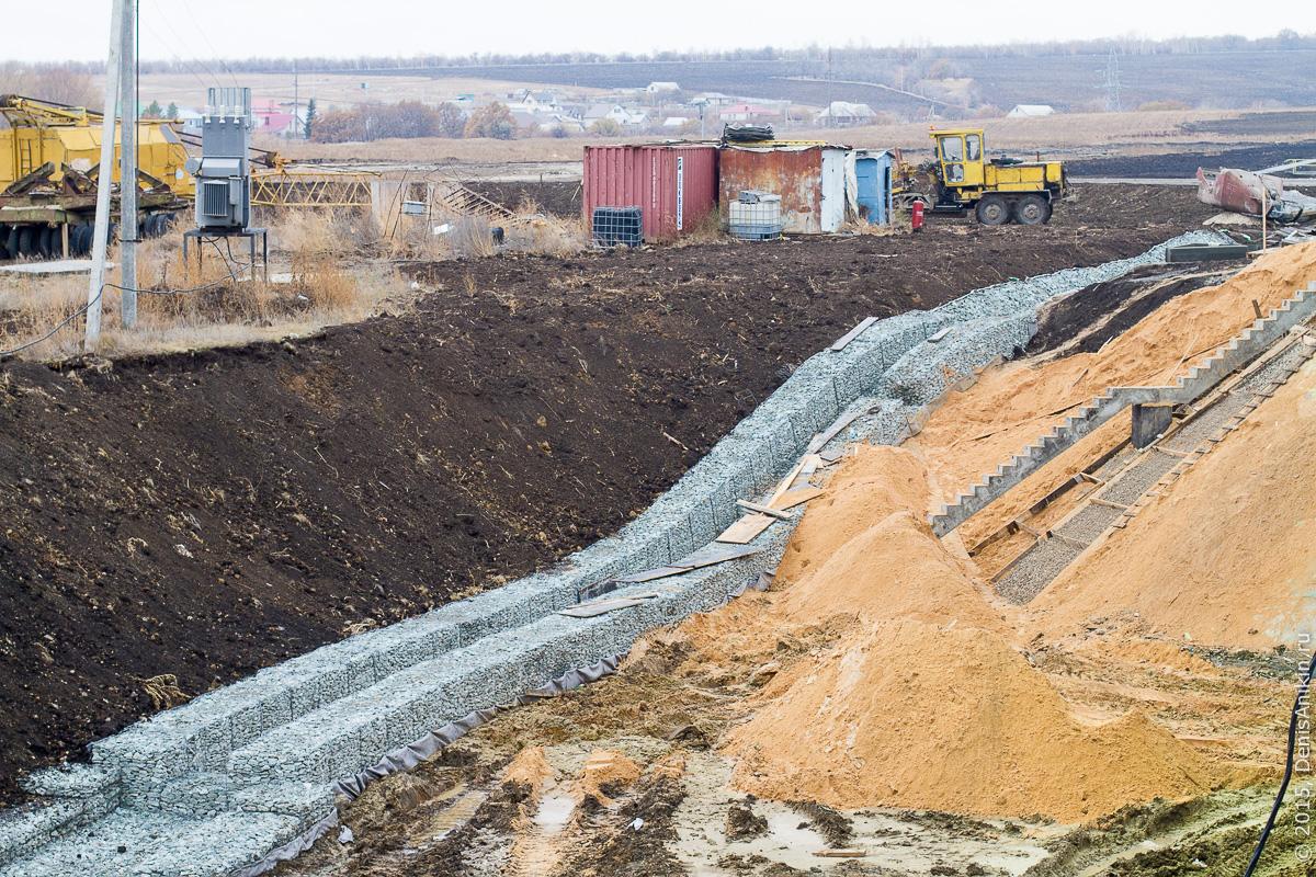 Строительство автодороги в обход Елшанки 16