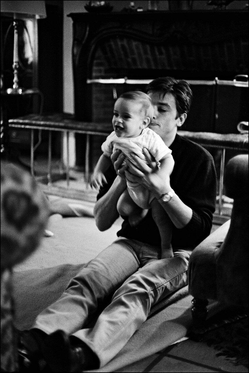 1965. С Энтони