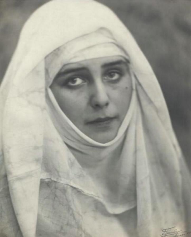 Портрет Натальи Гринберг (первой жены А.Д.Гринберга). 1924