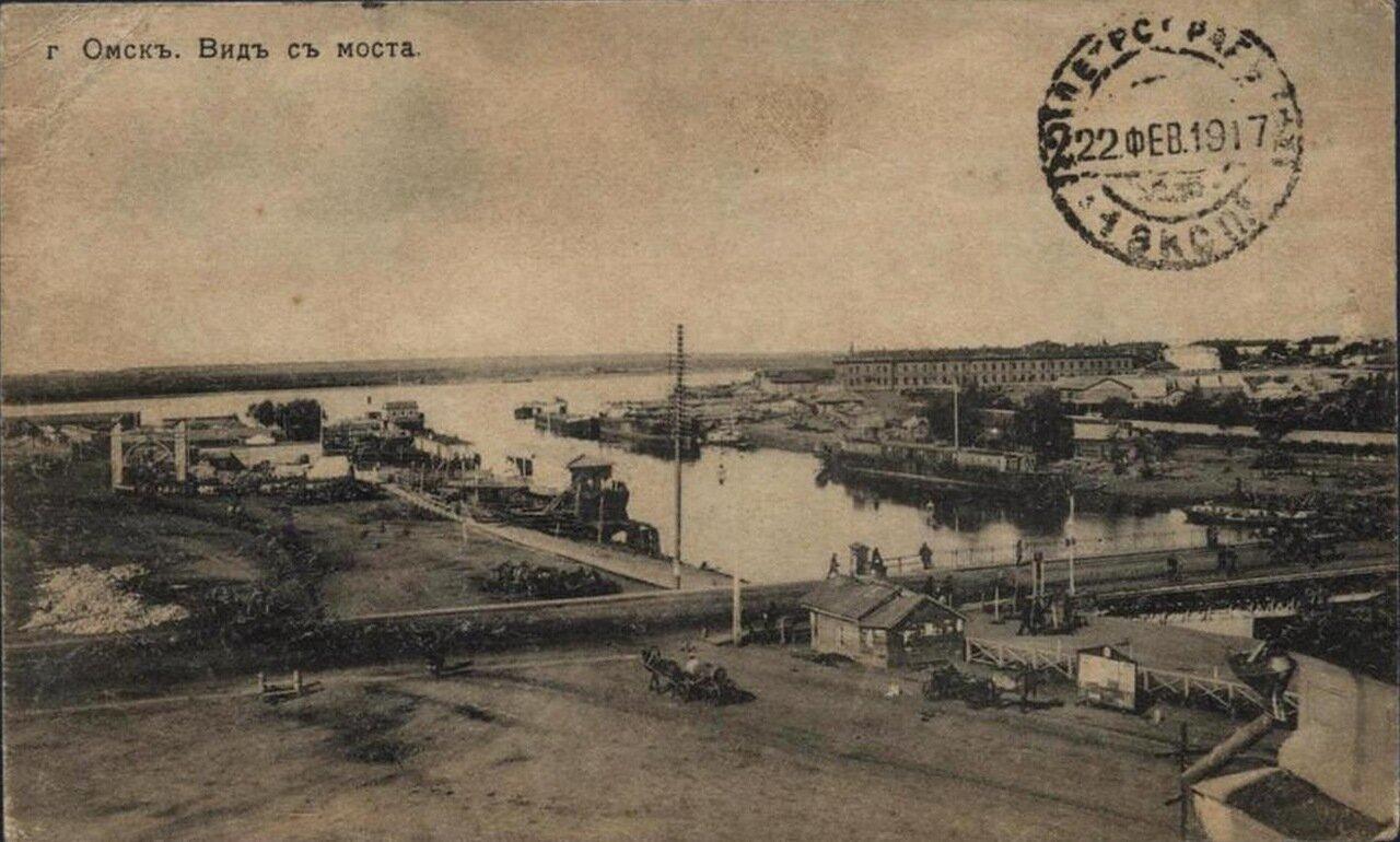 Вид с моста