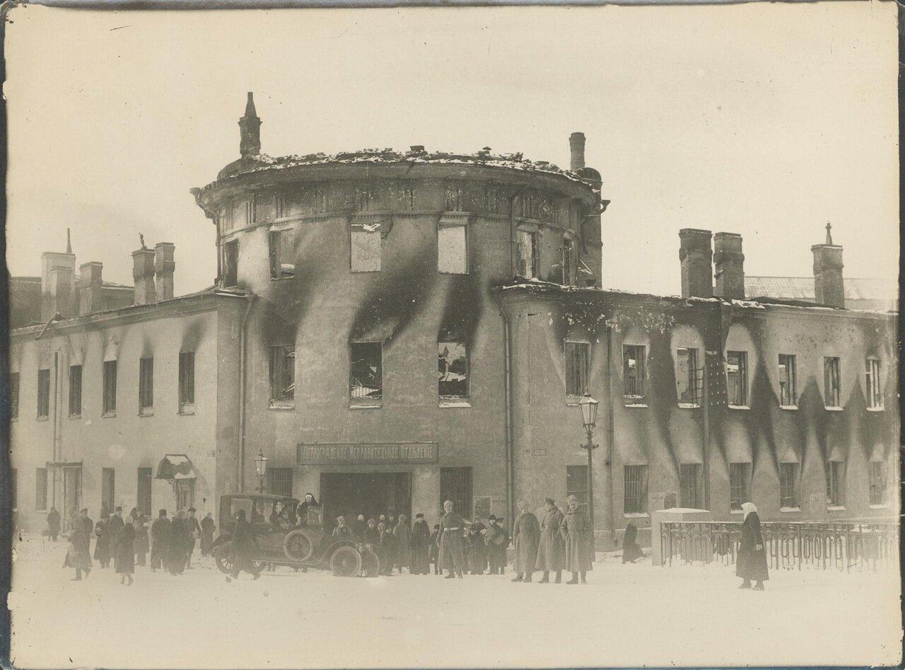 1917. Литовская тюрьма