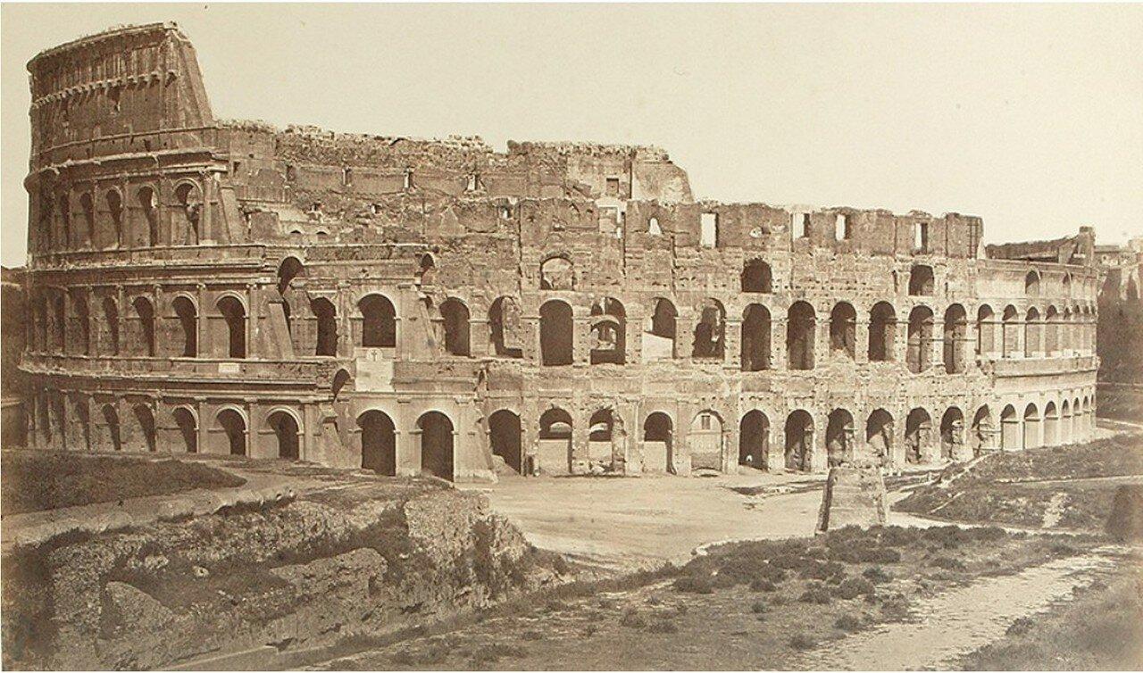 Колизей. 1858