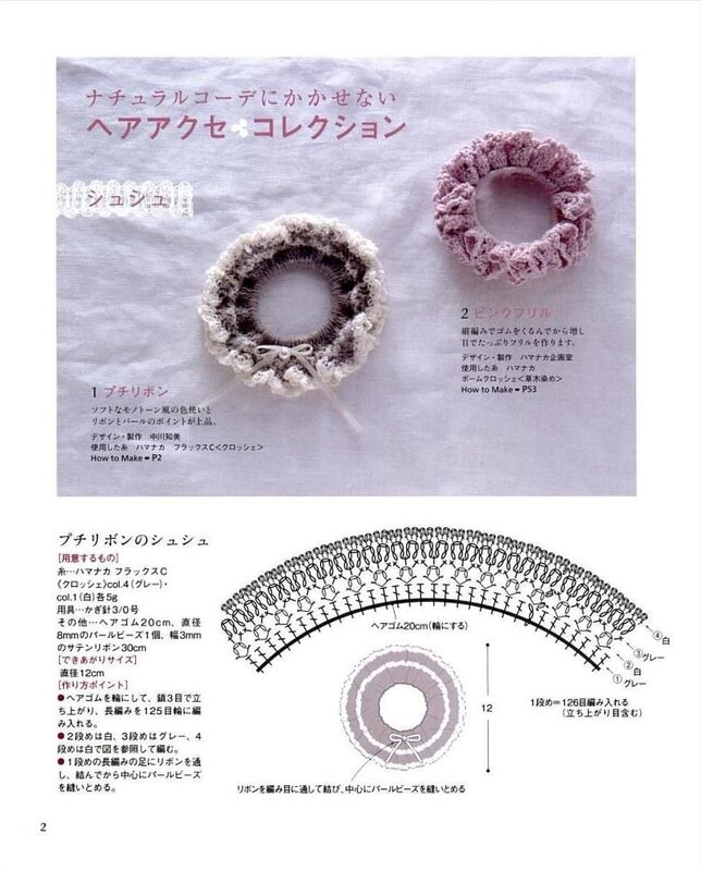 Вязание крючком и спицами в натуральном стиле