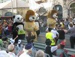 Марш христиан в Иерусалиме 28 сентября 2010 года