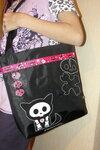 Мастер-класс: Пляжная сумка из коврика ... как сшить простую сумку.