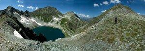 Черное Муруджинское озеро 03.08.2010, автор - Ислам Ижаев