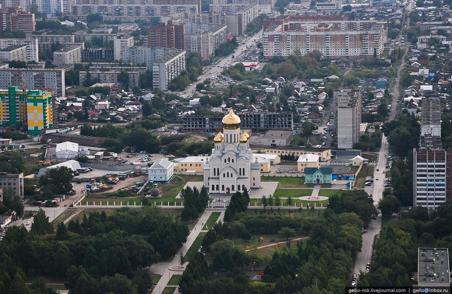 Храм во имя святого равноапостольного