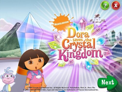 Download Dora Saves the Crystal Kingdom