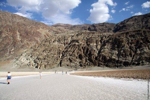 дорога в пустыню
