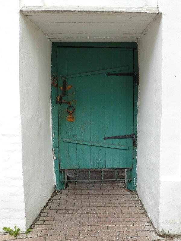 Вологодский кремль. Калитки. Ворота.