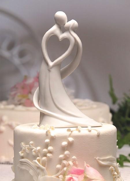 Поздравление на свадебный торт 966