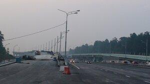 шоссе Новая Рига, фото 2-й км