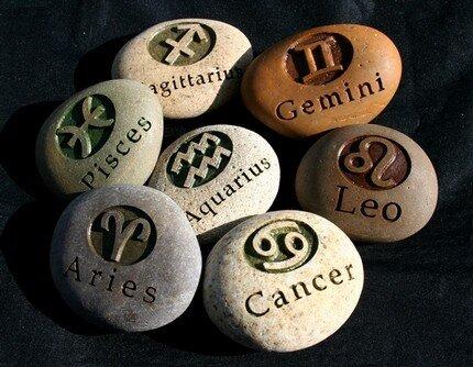 зодиакальные камни