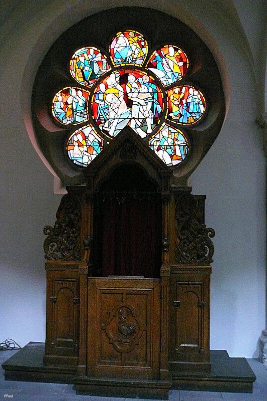 Романская церковь святой Урсулы