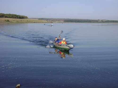 Steppe Adventure Race – 2010