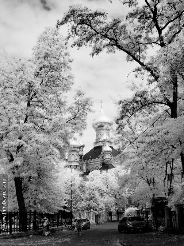 Киево-Покровский женский монастырь
