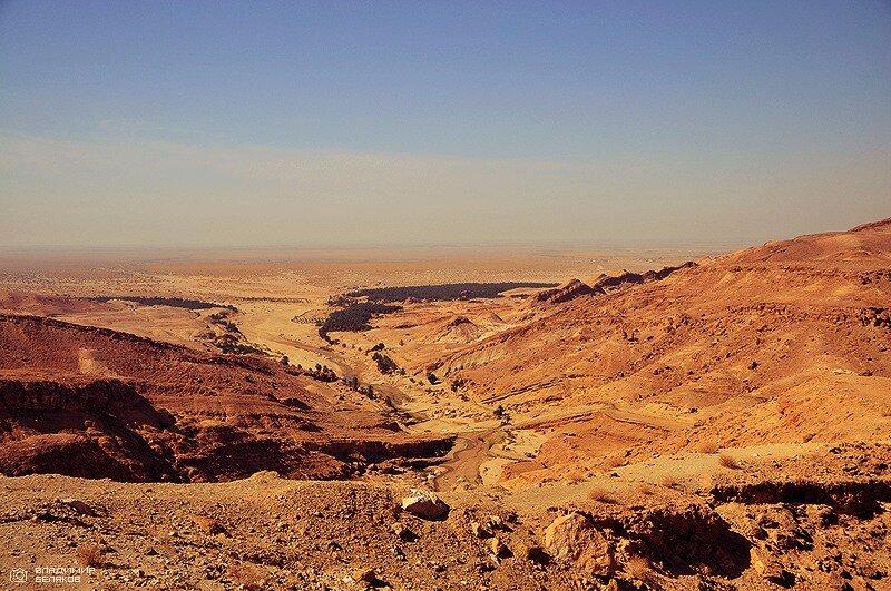 Граница с Алжиром