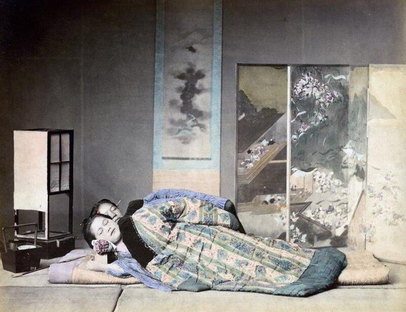 ретро япония