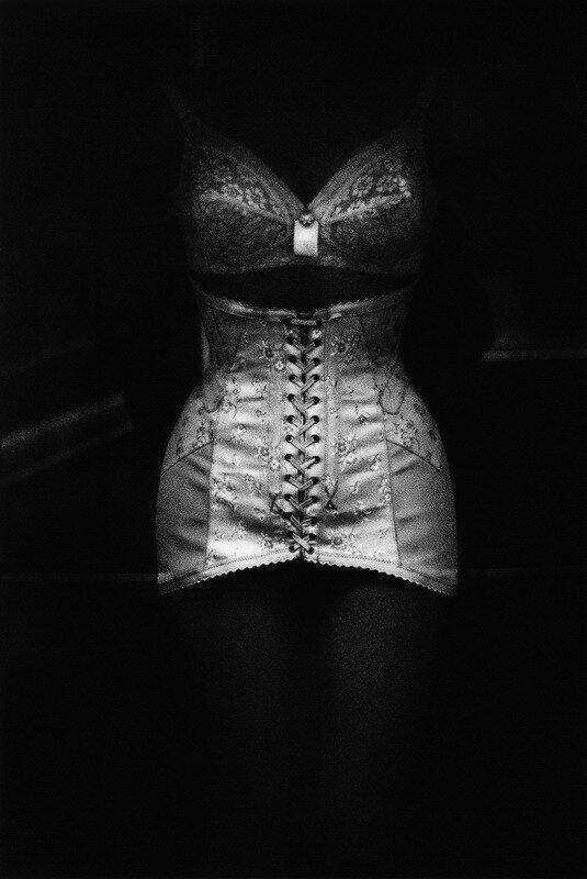 Corset ,photographer Ben Dray,1990