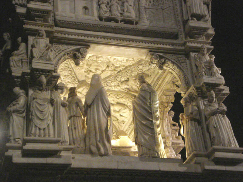 018-Поссидий и Амвросий у ног Августина.jpg