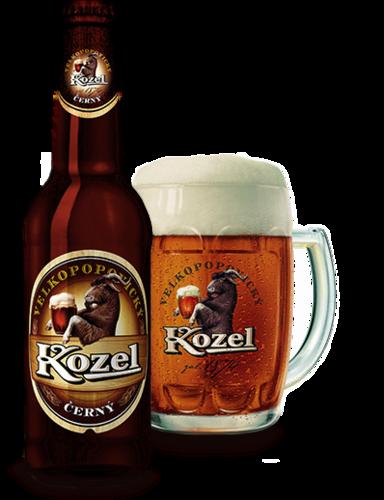 Efes Ukraine начинает импорт пива Velkopopovicky Kozel Cerny