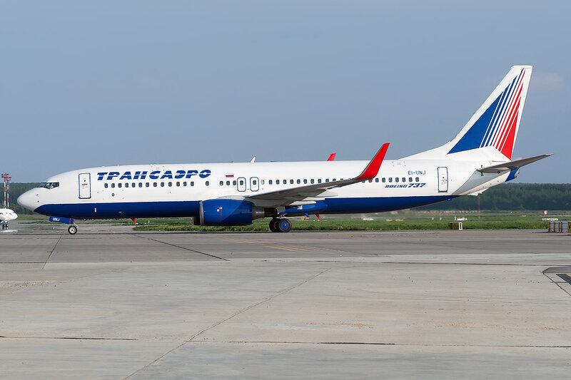 Boeing 737-86J (EI-UNJ) Трансаэро DSC0536