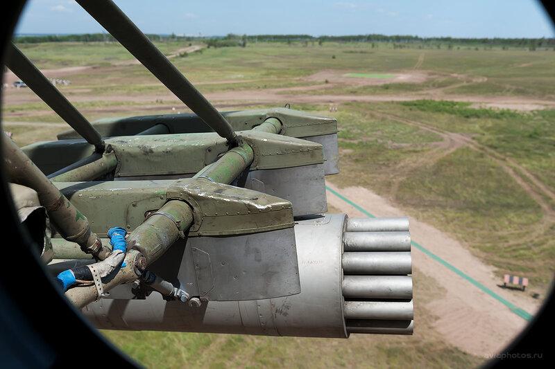 Миль Ми-8МТ (RF-92535 / 36 Красный) D709126