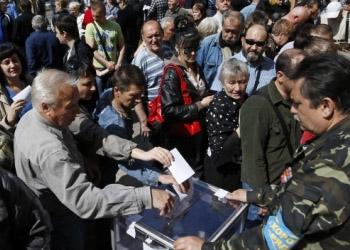 МИД Украины: результаты референдума не изменят устройства страны