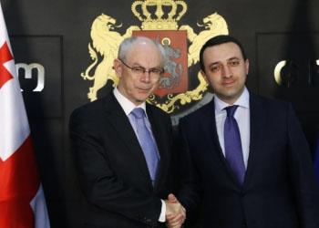Грузия подпишет Соглашение об ассоциации с ЕС в один день с Молдовой