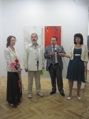 выставка Светланы Юсим