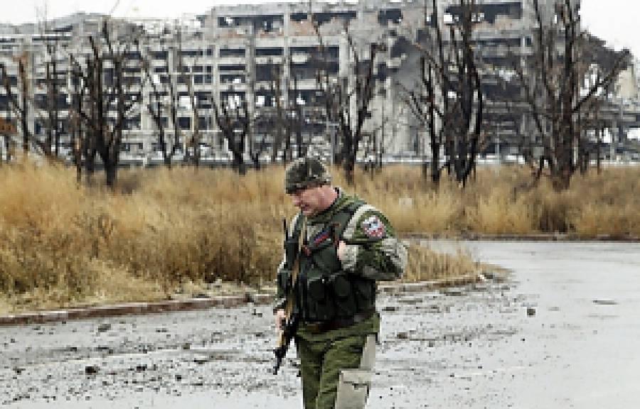 """Террористы осуществили пулеметный обстрел КПВВ """"Марьинка"""", - Госпогранслужба"""