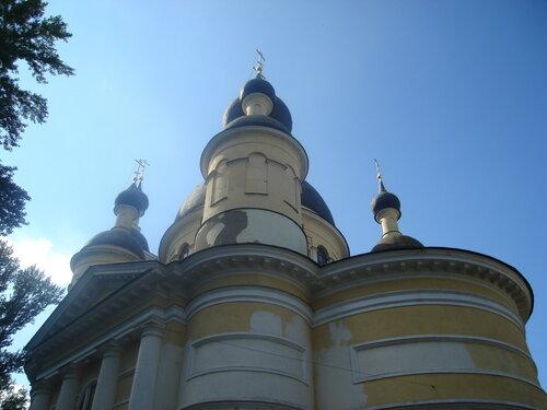 Троице-Введенский приход у Салтыкова моста