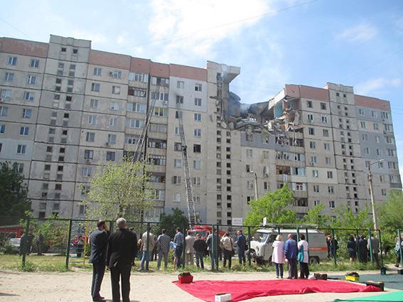 Взрыв дома в Николаеве: начато уголовное производство. ФОТО+ ВИДЕО