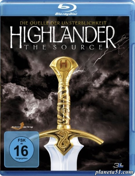 Горец: Источник / Highlander: The Source (2007/HDRip)