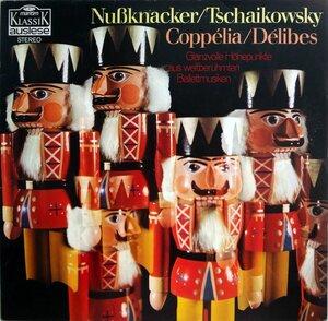 Tschaikowsky. Nußknacker &  Delibes. Coppelia (1974) [Maritim, 47 299 NK]