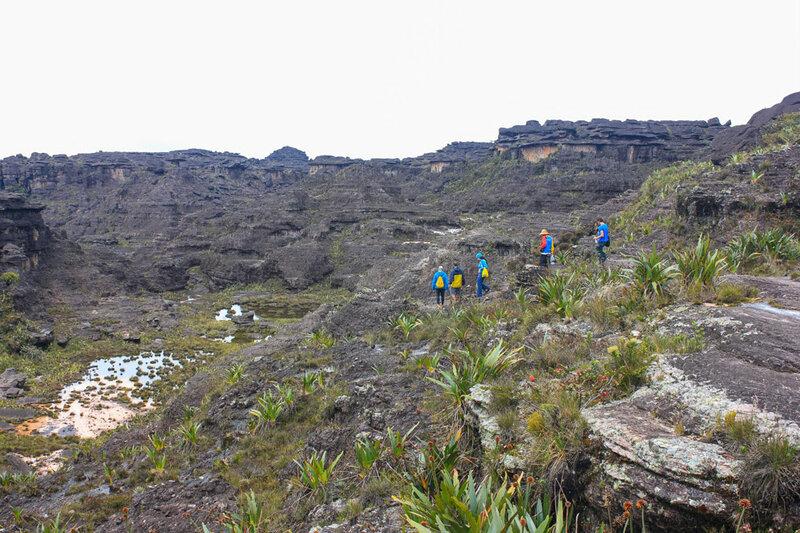 Фантастические виды на горе Рорайма в Южной Америке 0 146033 22f8f597 XL