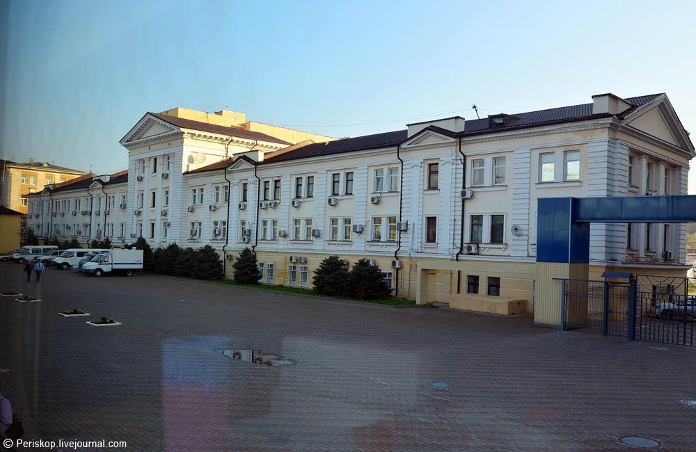 Сто Четвёртый двухэтажный. От Краснодара до Москвы: путь и пейзажи