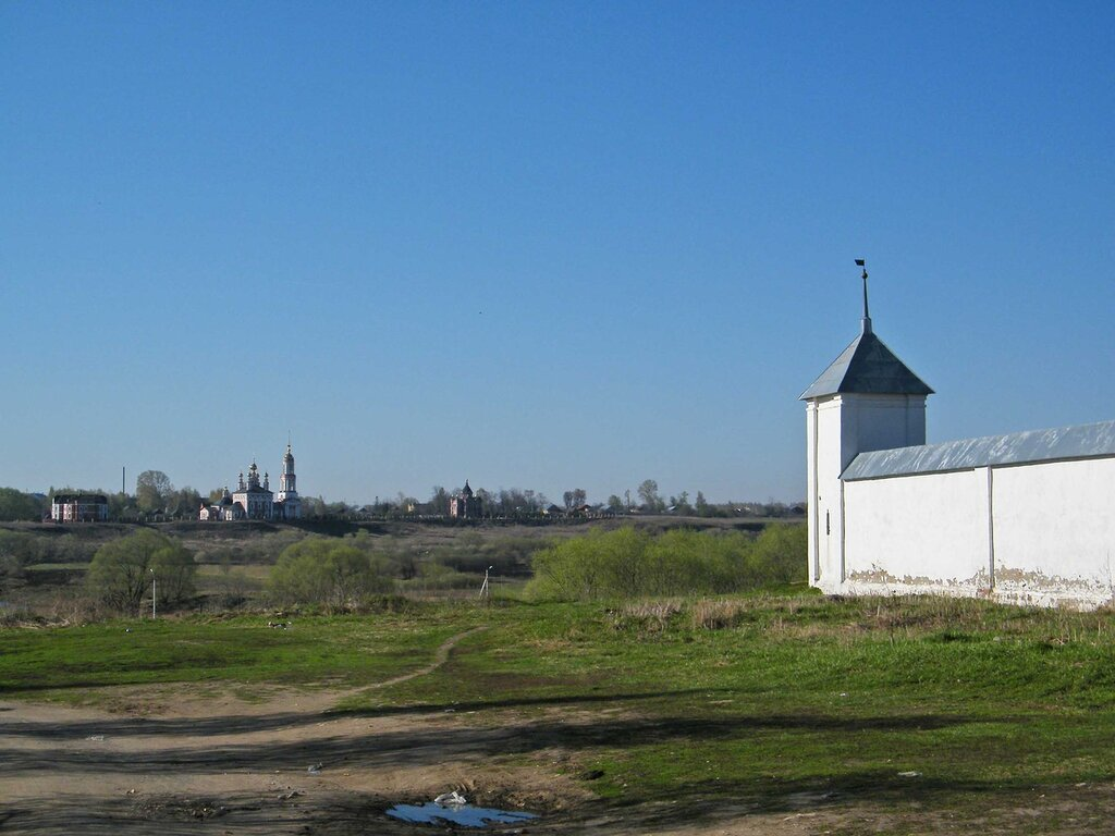 город Суздаль, города России
