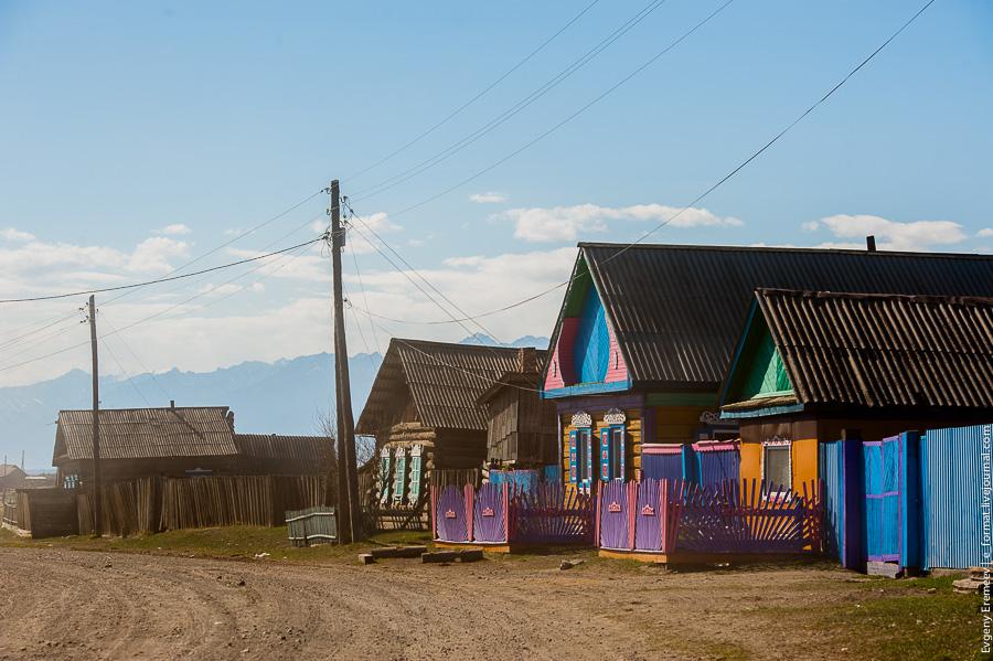 Тункинская долина. Россия