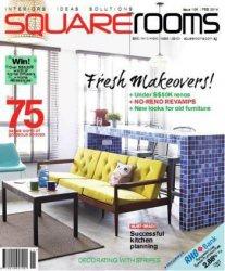 SquareRooms Magazine February 2014
