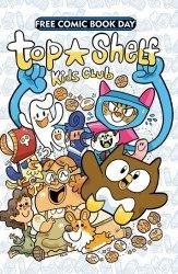 Книга Top Shelf Kids Club