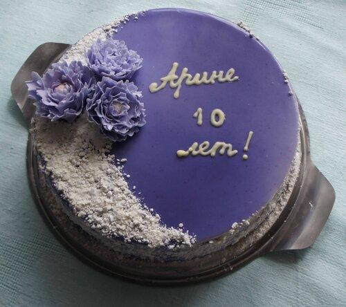 Как сделать глазурь для торта из мастики - Vingtsunspb.ru