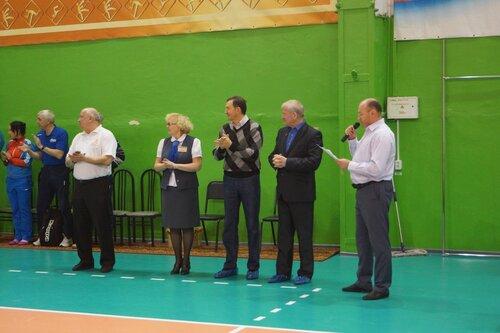 волейбол на приз главы