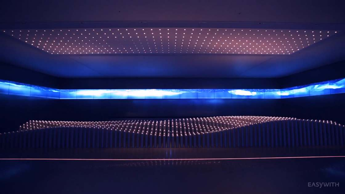 Kinetic Sculpture - An Impressive and hypnotizing installation