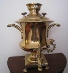 Antique Russian Imperial Samovar Yakov Cheginskiy